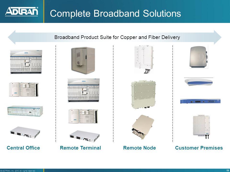 Complete Broadband Solutions