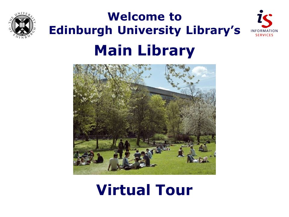 Edinburgh University Library's