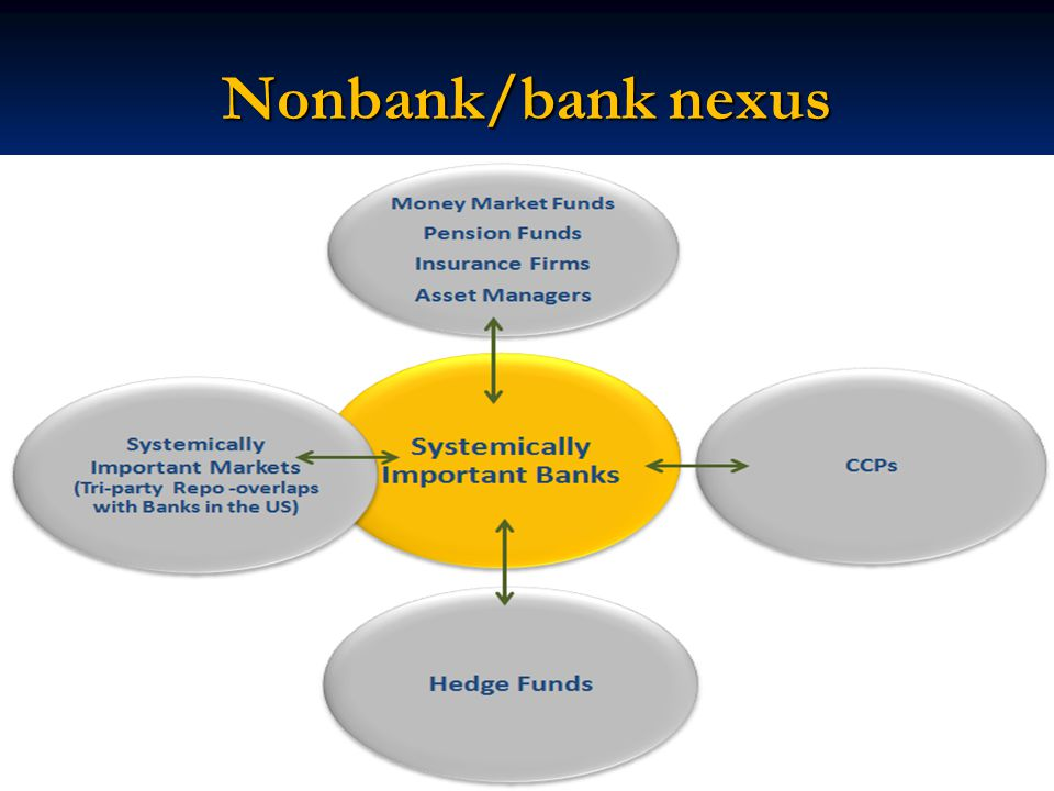 Nonbank/bank nexus