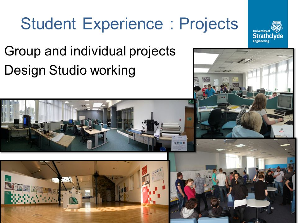 Student Experience : Projects