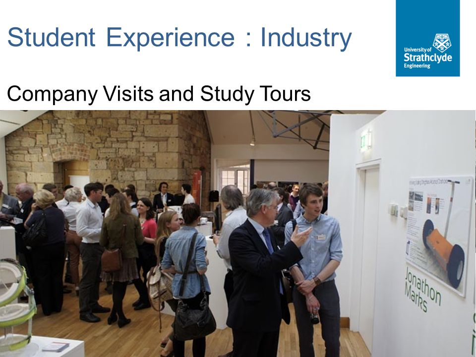 Student Experience : Industry