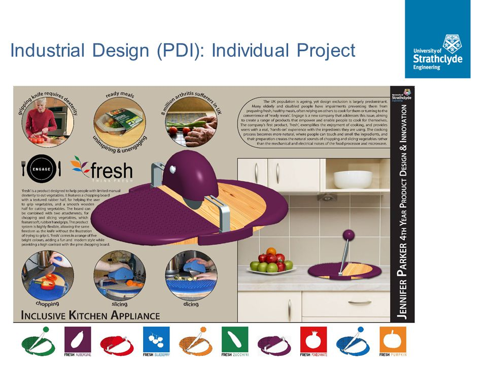 Industrial Design (PDI): Individual Project