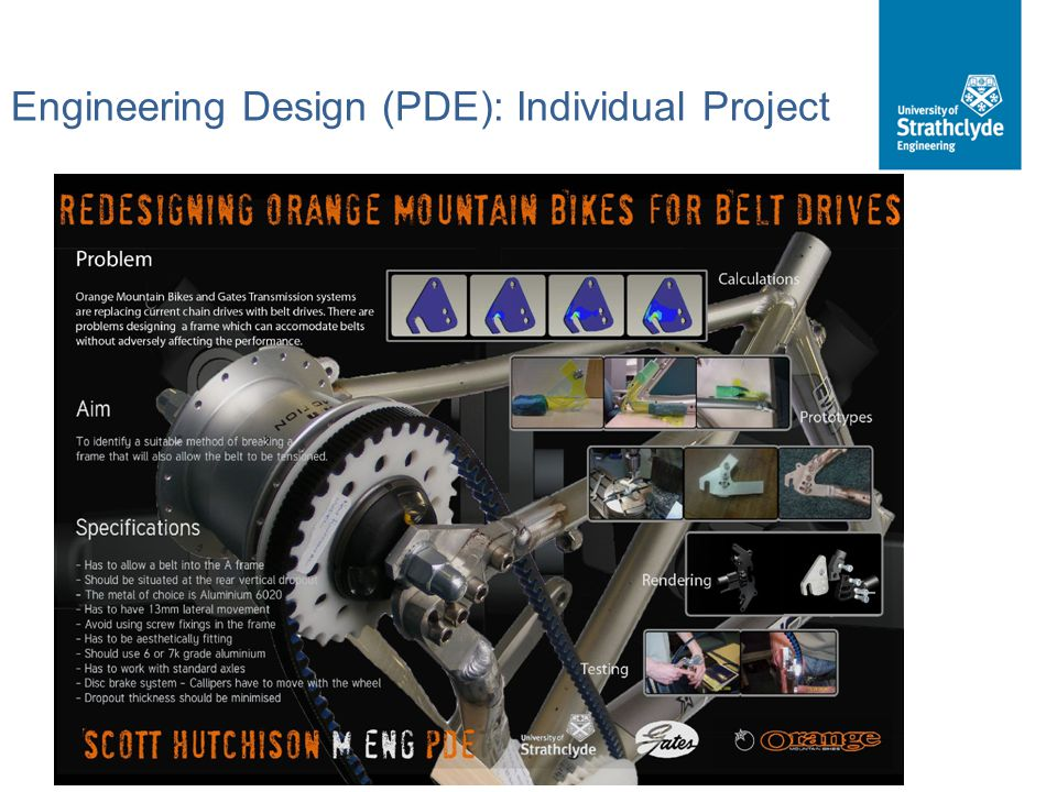 Engineering Design (PDE): Individual Project