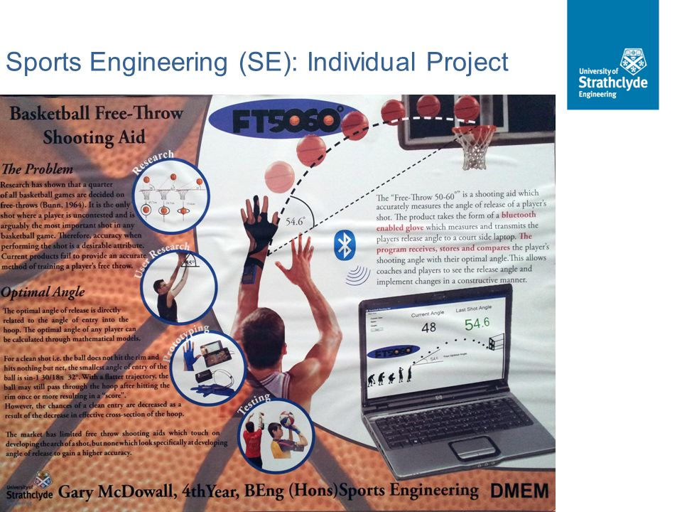 Sports Engineering (SE): Individual Project