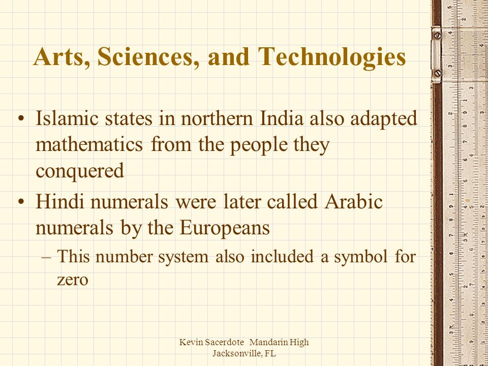Arts, Sciences, and Technologies