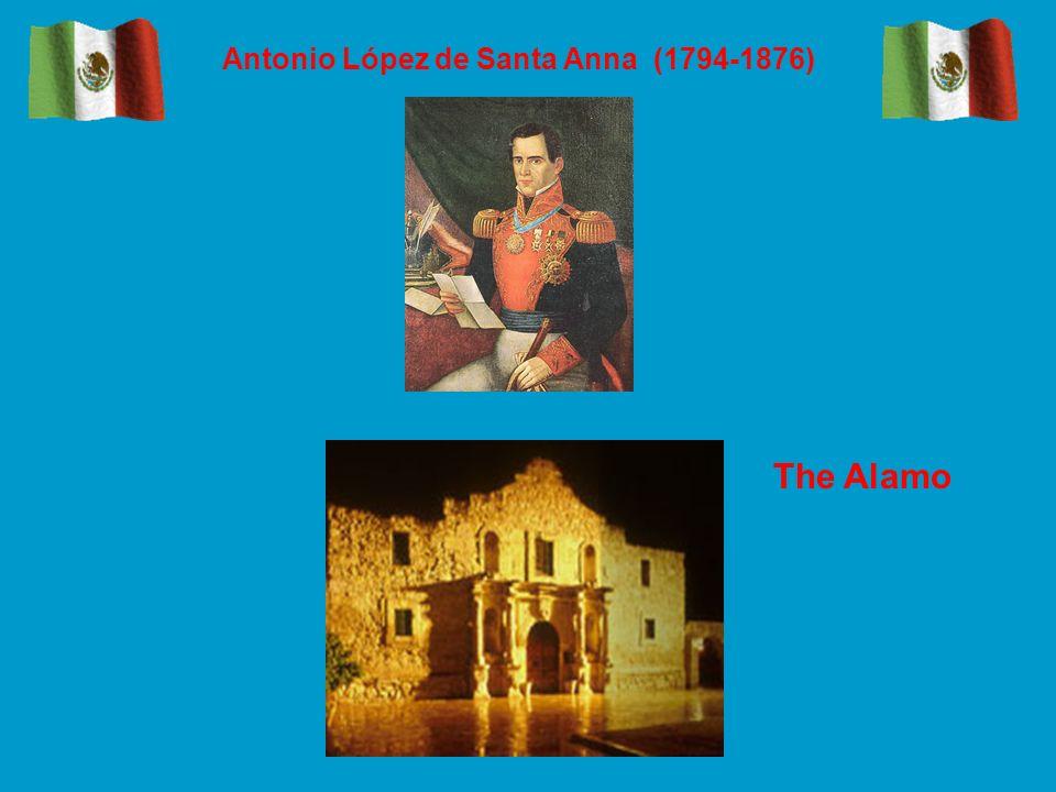 Antonio López de Santa Anna (1794-1876)