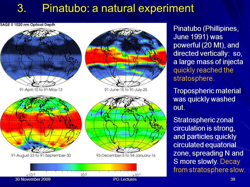 3. Pinatubo: a natural experiment