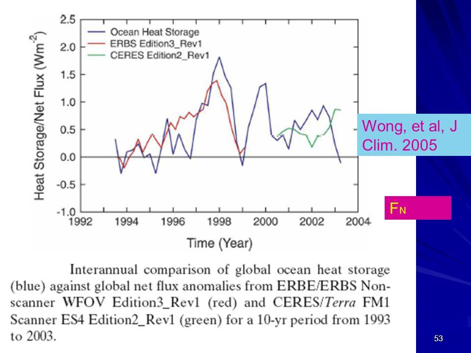 Wong, et al, J Clim. 2005 FN 30 November 2009 PG Lectures