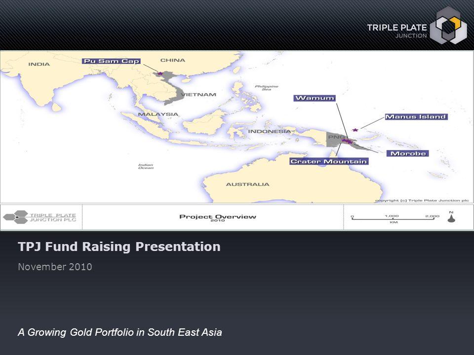 TPJ Fund Raising Presentation