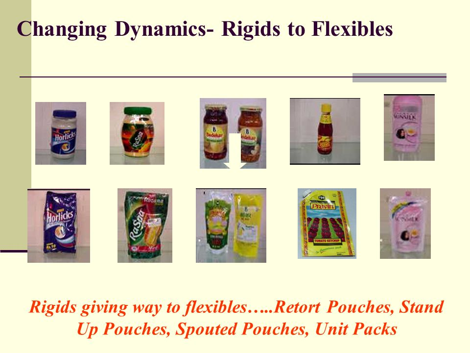 Changing Dynamics- Rigids to Flexibles