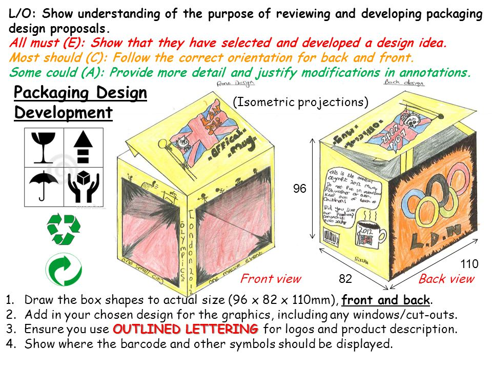 Packaging Design Development