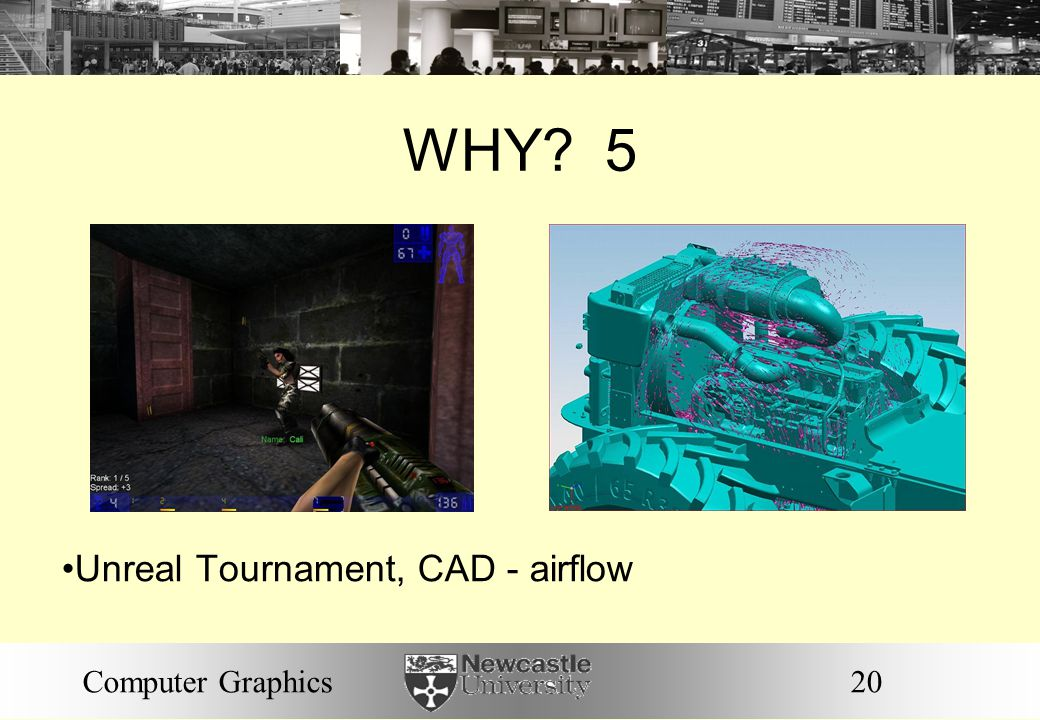 WHY 5 Unreal Tournament, CAD - airflow Computer Graphics 20