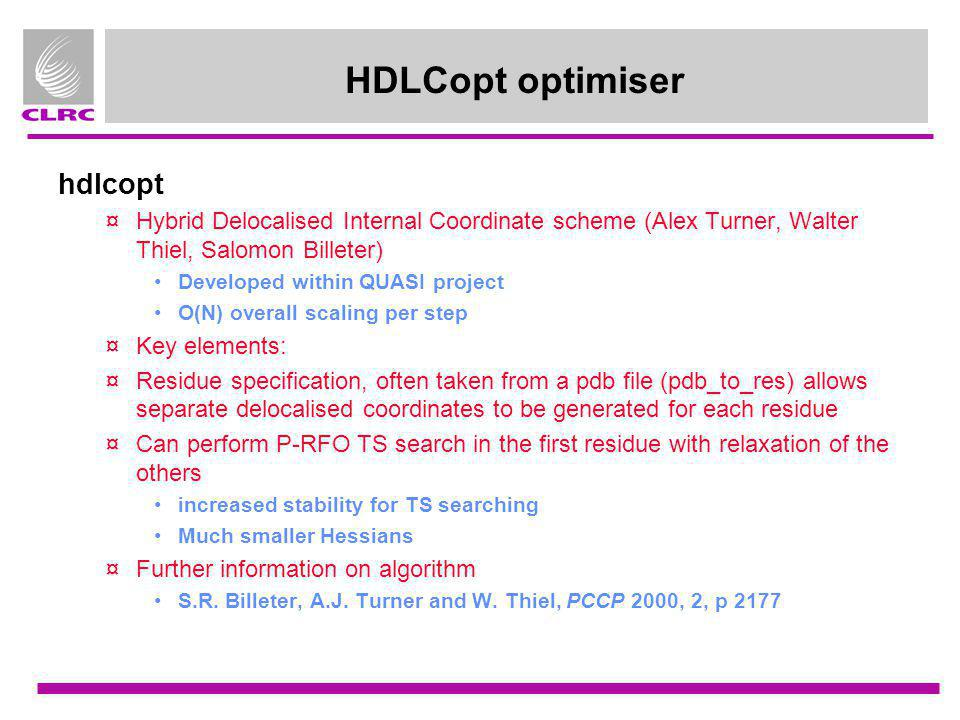 HDLCopt optimiser hdlcopt