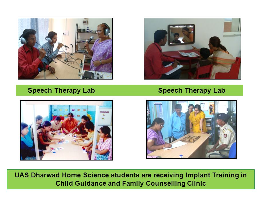 Child Guidance and Family Counselling Clinic