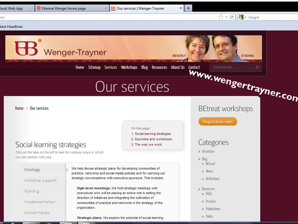 The Wenger-Trayner business 2012