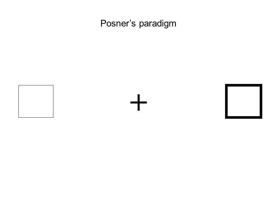 Posner's paradigm