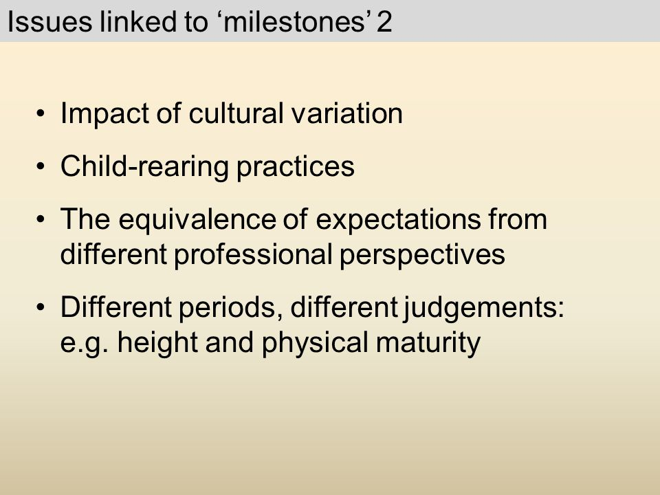 Issues linked to 'milestones' 2
