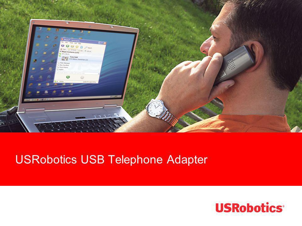 USRobotics USB Telephone Adapter