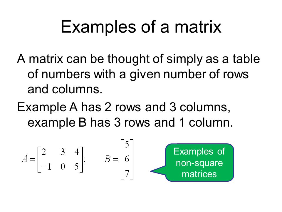 matrices square matrix 2018-6-6  with help of this calculator you can: find the matrix determinant, the rank, raise the matrix to a power, find the sum and the multiplication of matrices, calculate the inverse matrix.