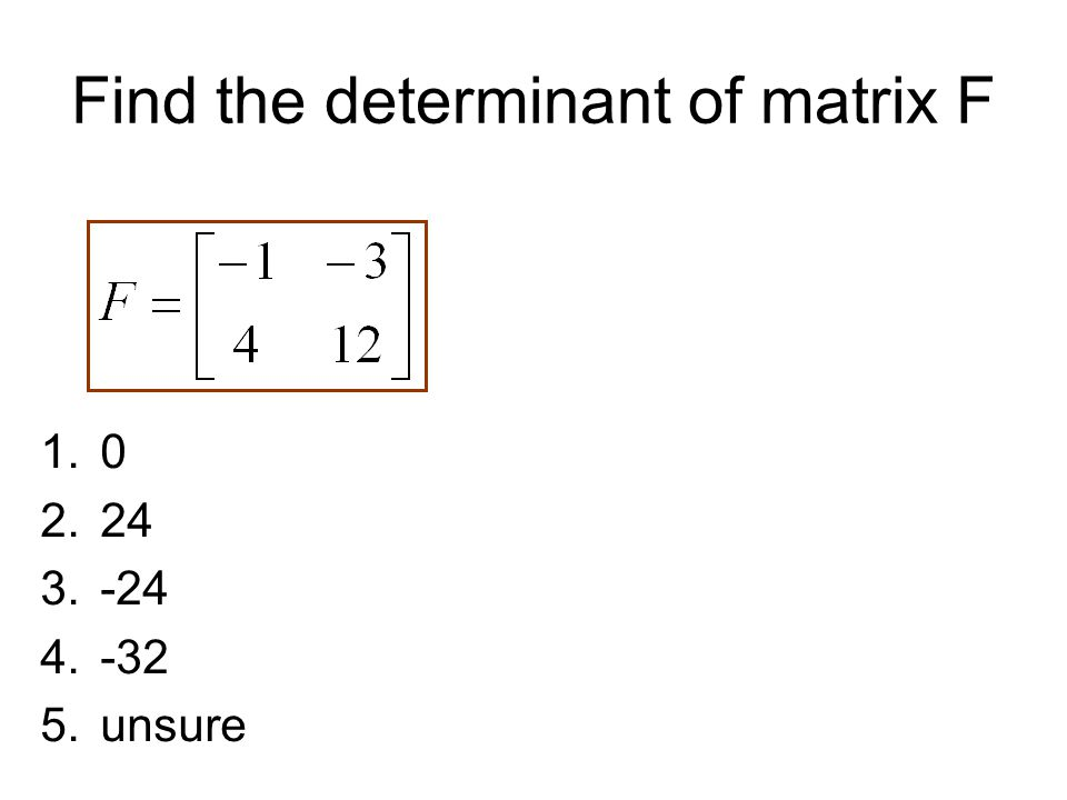 how to find the modulus of a matrix on matlab