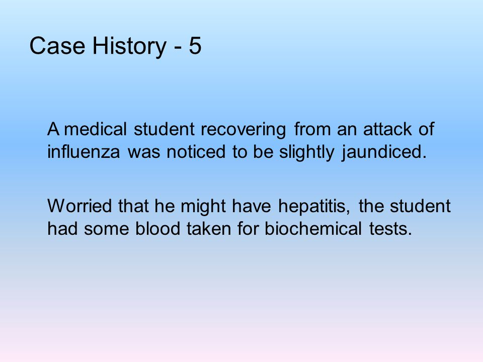 Case History - 5