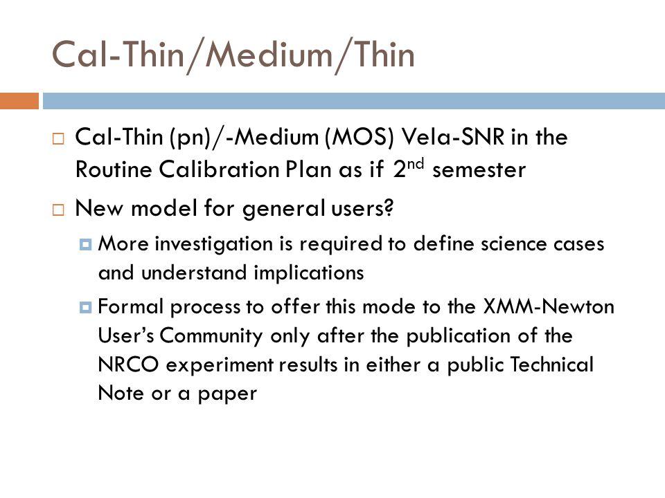 Cal-Thin/Medium/Thin