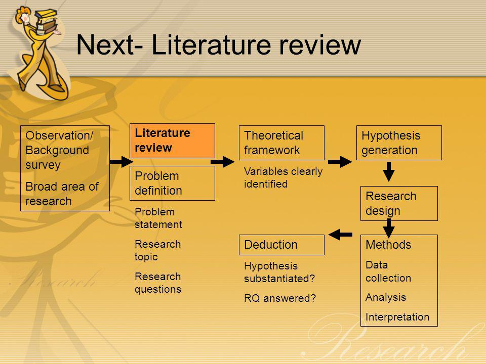 Next- Literature review