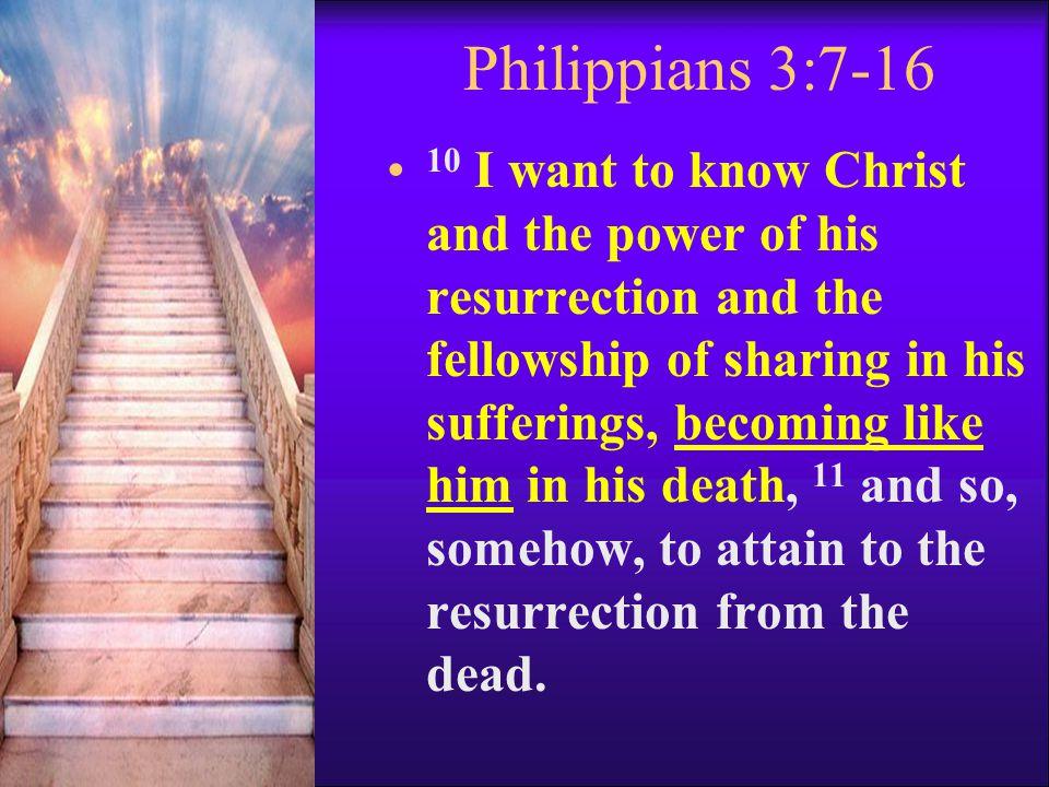 Philippians 3:7-16