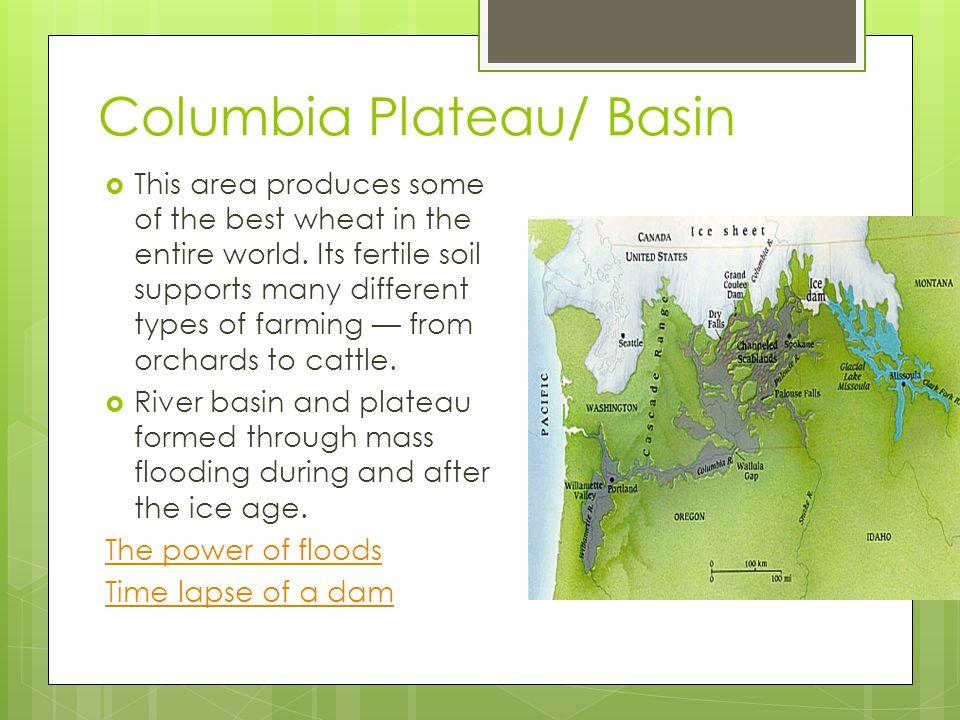 Columbia Plateau/ Basin