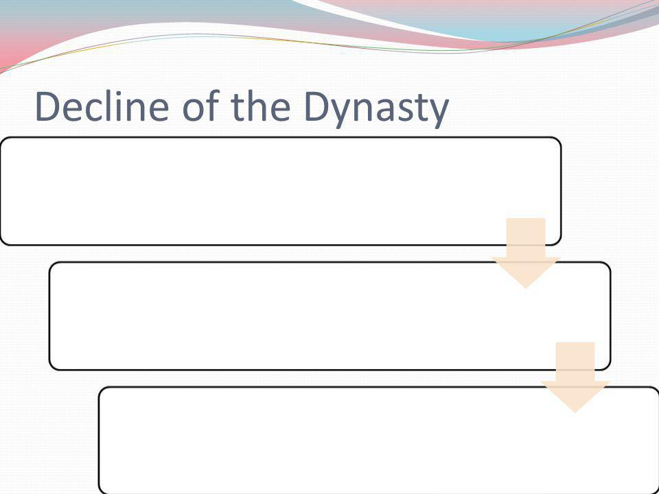 Decline of the Dynasty