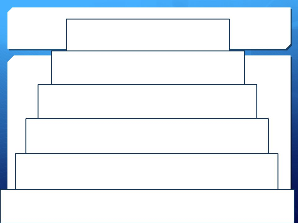 Write the names of each class in the correct box; add the percentages of the population that makes up each group. Write a brief description of each group.