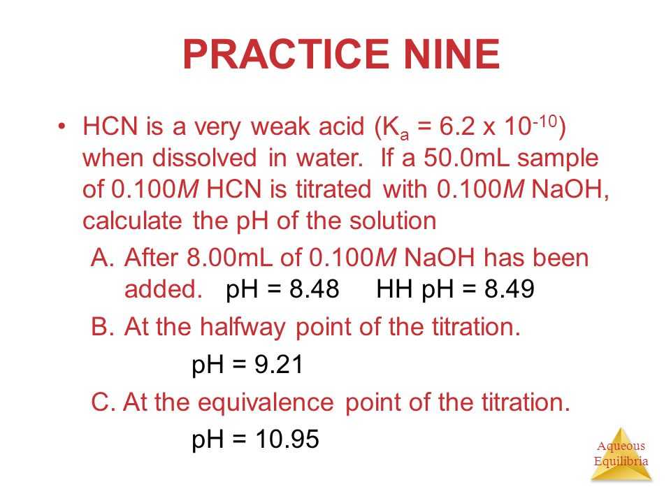 PRACTICE NINE