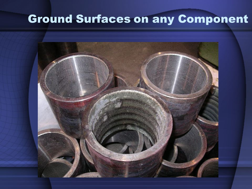 Ground Surfaces on any Component