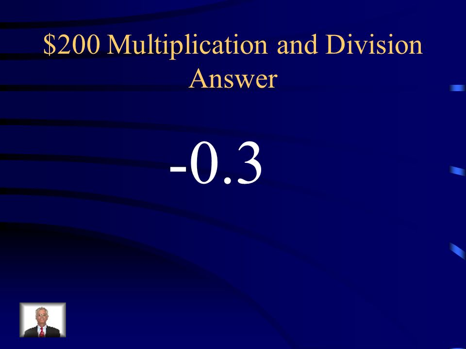 $200 Multiplication and Division Answer