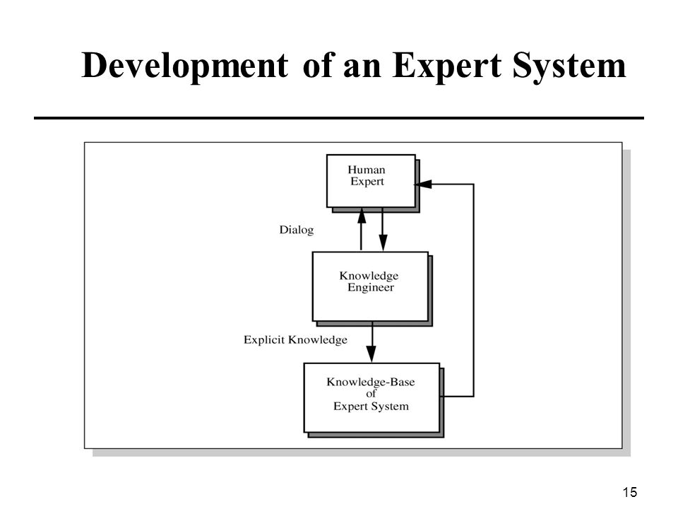 Development of an Expert System