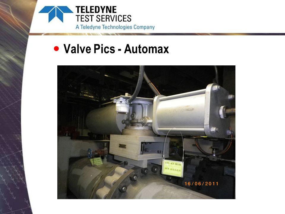 Valve Pics - Automax