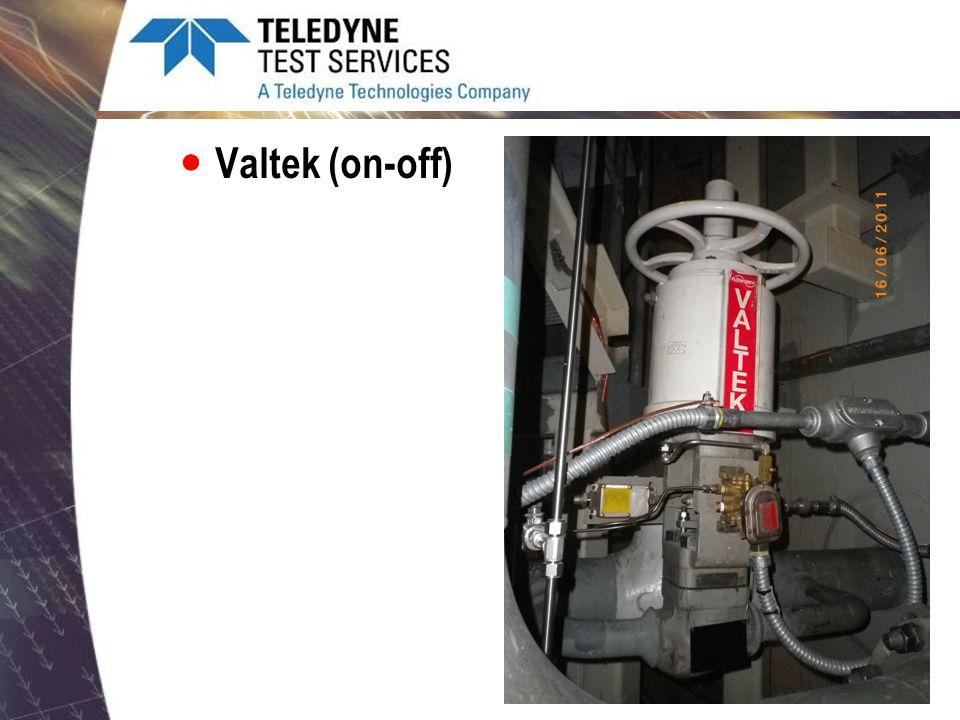 Valtek (on-off)
