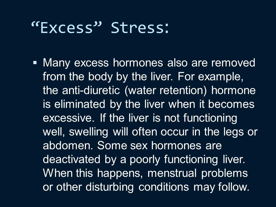 : Excess Stress