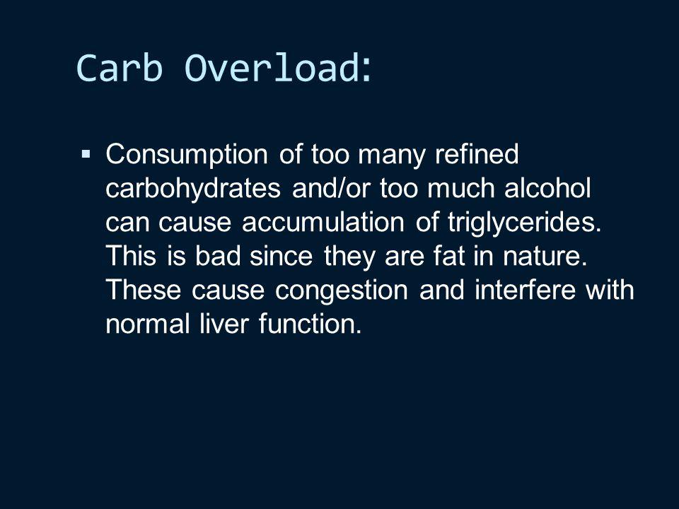 :Carb Overload