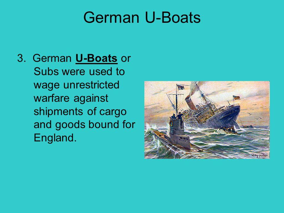 German U-Boats 3.