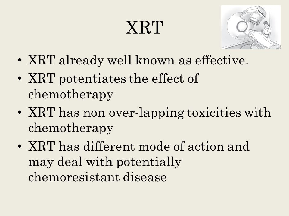 XRT XRT already well known as effective.