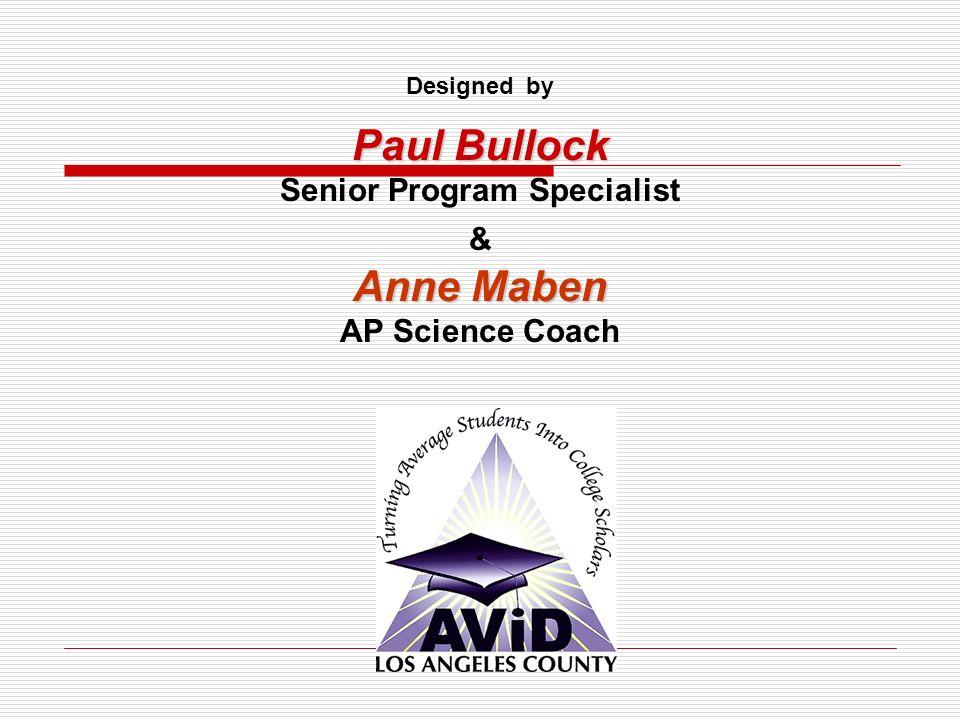 Senior Program Specialist
