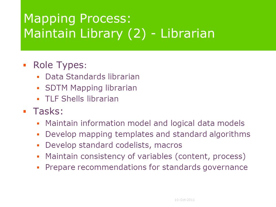 Mapping Process: Maintain Library (2) - Librarian