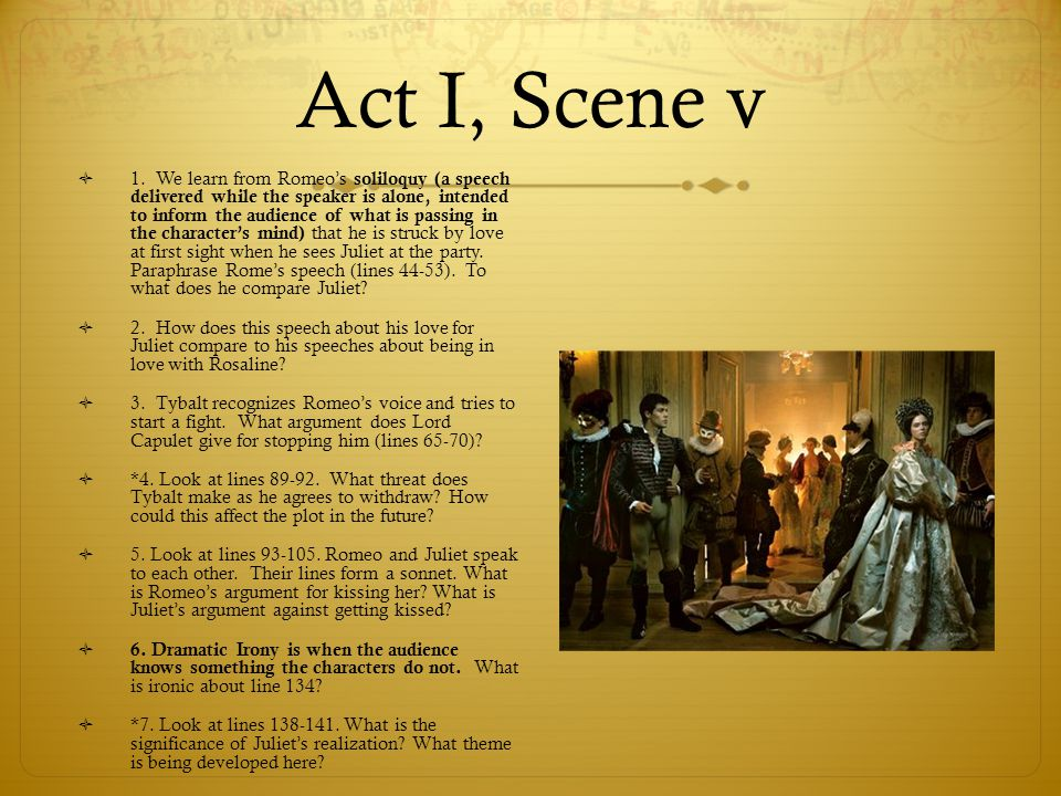 modern monologue as a character from romeo and juliet Great for dramatic female roles, this 2-3 minute monologue chronicles juliet's death speech from william shakespeare's tragedy, romeo and juliet free to download and print.