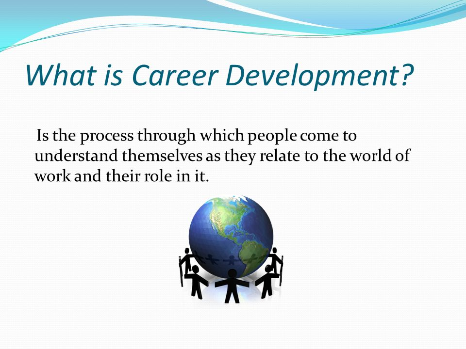 What is Career Development
