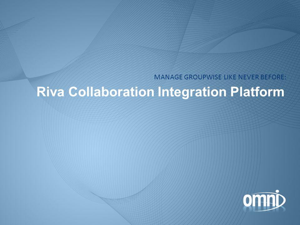 Riva Collaboration Integration Platform