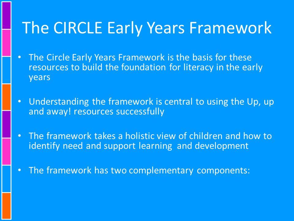 The CIRCLE Early Years Framework