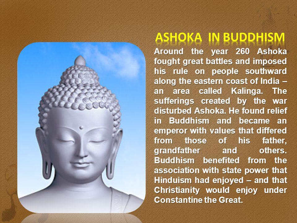 Ashoka in Buddhism