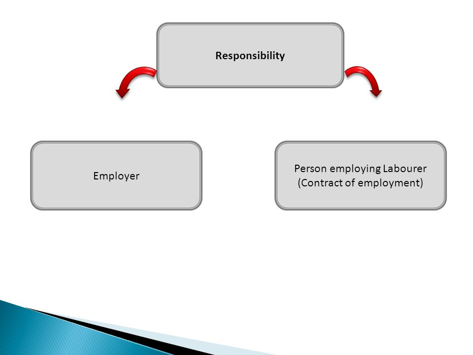 Person employing Labourer (Contract of employment)