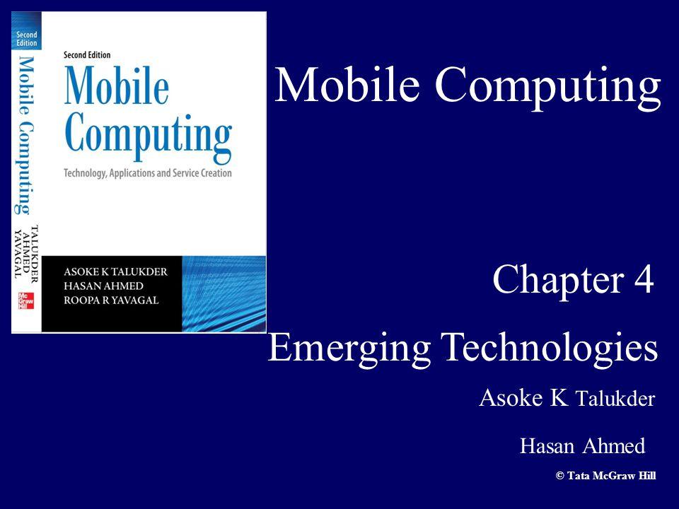 Asoke K Talukder Hasan Ahmed © Tata McGraw Hill